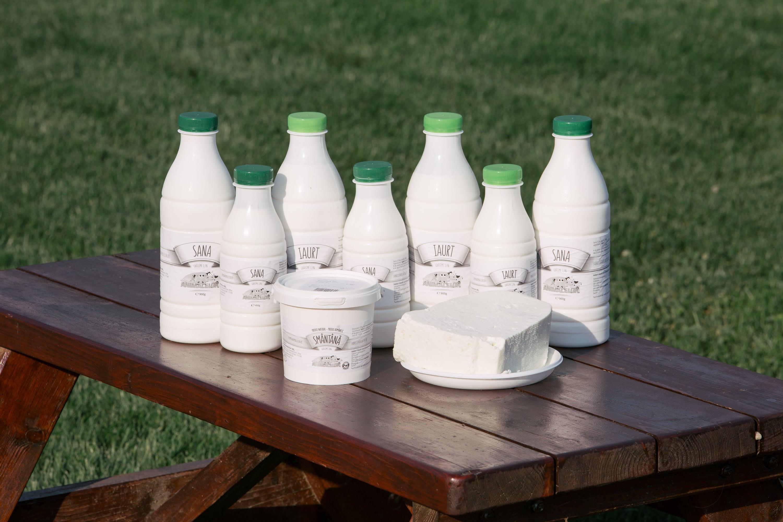 Produse naturale de la fermă