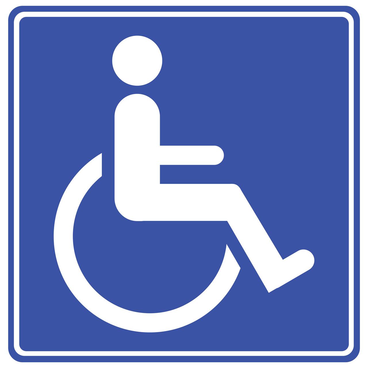 Acces persoane cu dizabilități